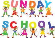 Sunday School from Sue