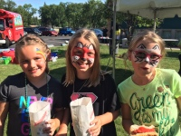 2016 Block Party - Face Painting Models