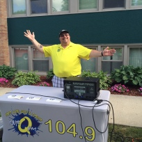 2016 Block Party-Josh from QFM