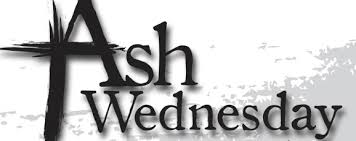 Ash Wednesday internet