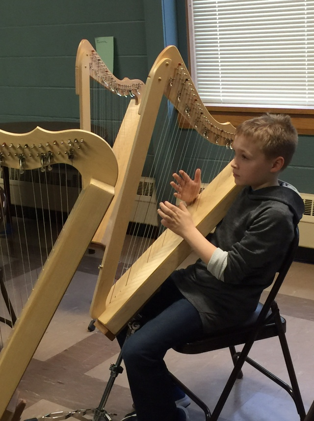 Sunday School - Harp 2
