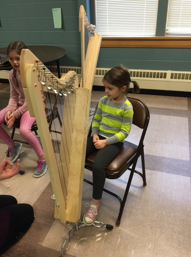 Sunday School - Harp 5