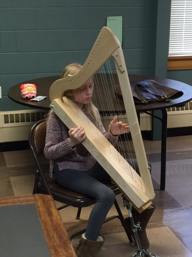 Sunday School - Harp