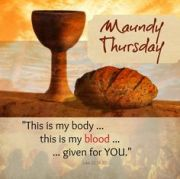 Maundy Thursday - internet