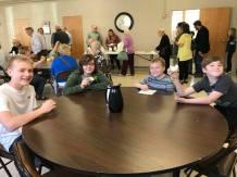 Sunday School Mothers Day 2018-2
